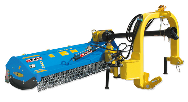 tmc verge mulcher heavy duty zanon