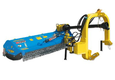 TMC verge mulcher heavy duty