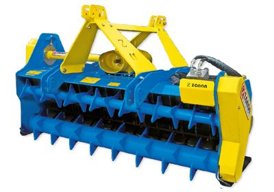 TMK reversible blades mulcher heavy duty