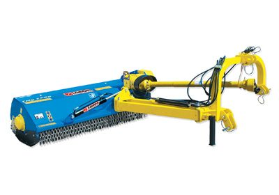 TMO verge mulcher light duty