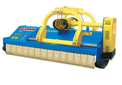 TMR reversible mulcher very heavy duty