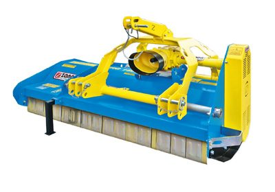 TRG reversible mulcher medium duty