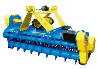 TRK reversible hammers mulcher heavy duty