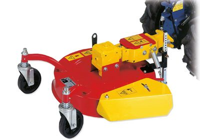 ZRA single blade lawn mower