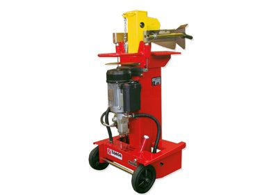SLE-10 log splitter
