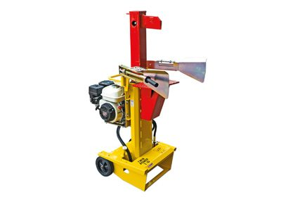 SLS-10 log splitter