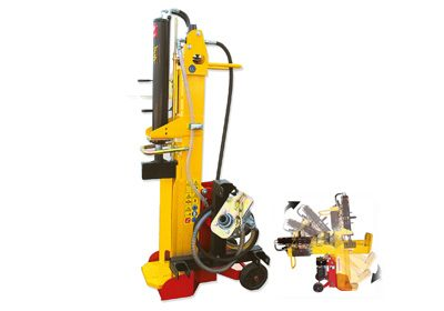 SLT-9.5 Log splitter
