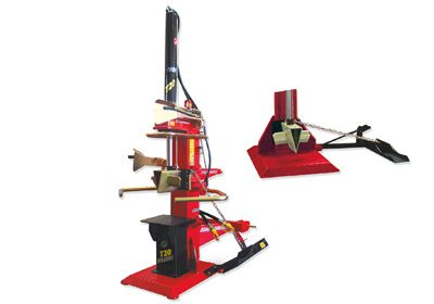 SVI-20 log splitter