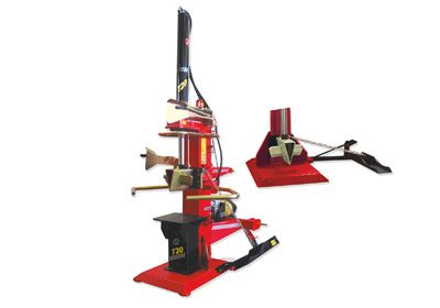 SVT-16/20 log splitter