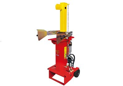 SLE-8 log splitter