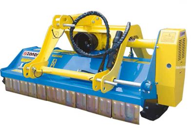 TFM-R Reversible mulcher light duty