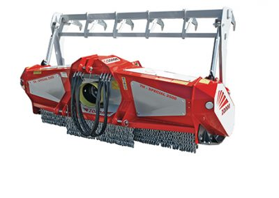 TN/DT heavy duty forest mulcher